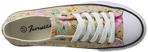 Fiorucci Fepa005 - Zapatillas de casa Mujer beige (beige)