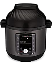 Instant Pot Pro Crisp 11-in-1 Electric Pressure Cooker with Air Fryer Combo, 8 Quart, Roast, Bake, Dehydrate, Slow Cook, Rice Cooker, Steamer, Sauté, 14 One-Touch Programs
