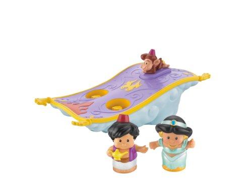 Fisher-Price Little People Disney Aladdin's Magic Carpet