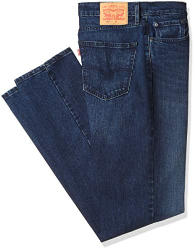 Levi's Men's Big and Tall 550 Relaxed Fit Jean, The Twist/Stretch, 52W x 30L by Levi's