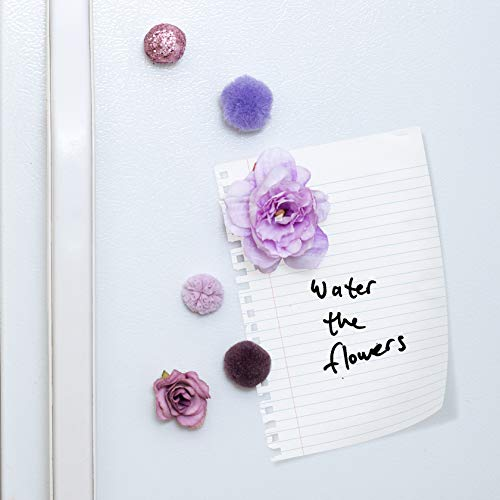 refrigerator magnets flowers - 4