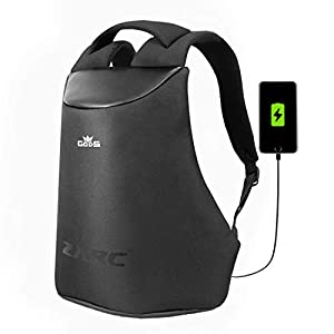 Charging Support Laptop Backpack For Mens/Womens