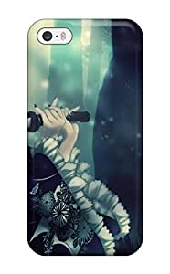 Lovers Gifts womens anime lady Anime Pop Culture Hard Plastic iPhone 5/5s cases 1598173K693573592