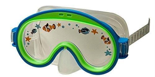 Scuba Diver Baby - Intex Mini Aviator Child's Swim Mask