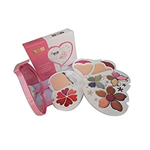 ADS Colour Series Crystal Makeup Kit with Eyeshadow