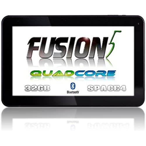 Fusion5 32Gb Storage Android 4.4 Kitkat 10.1 Xtra Space4 Tablet PC Quad Core Coupons