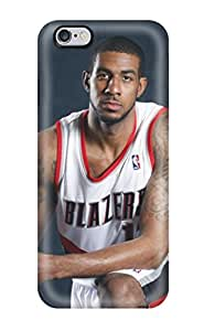 DanRobertse Case Cover Protector Specially Made For Iphone 6 Plus Portland Trail Blazers Nba Basketball (24)