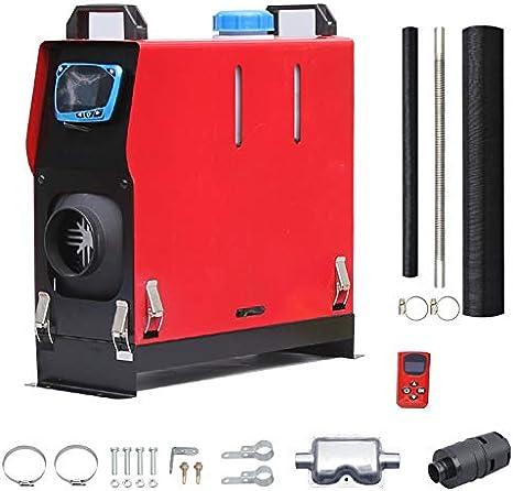 Air Diesel Heater, 5KW 12V Parking Vehicle Heater Set for Car Truck Bus, Trucks, RV, Motorhome Trailer, Trucks, Boats