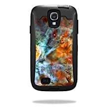 MightySkins Protective Vinyl Skin Decal for OtterBox Defender Samsung Galaxy S4 Case wrap cover sticker skins Space Cloud
