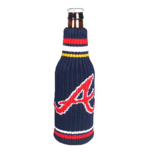 MLB Atlanta Braves Krazy Kover Koozie, One Size