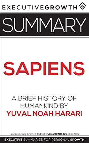Summary: Sapiens - A Brief History of Humankind by Yuval Noah Harari