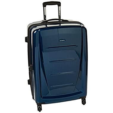 Samsonite Winfield 2 Hardside 28  Luggage, Deep Blue