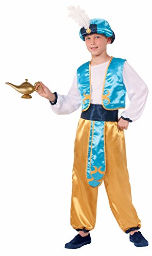 [Forum Novelties Arabian Prince Costume, Large] (Aladdin Costume For Boy)