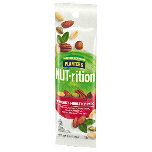 Planters Nutrition Heart Healthy Mix, 1.5 Ounce, Pack of 18 by Planters (Image #5)