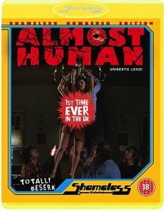 Almost Human [Blu-ray] (1974) (Numbered Limited Edition)