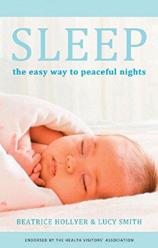 Sleep Easy Way Peaceful Nights ebook product image