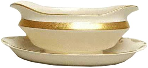 Syracuse - Bracelet Gold - Gravy (Syracuse Bone China Plates)