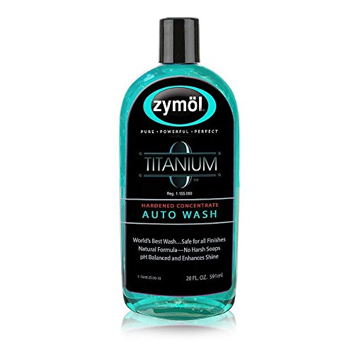 ZYMÖL Factory Titanium Auto Wash - 20 oz. Hardened Concentrate