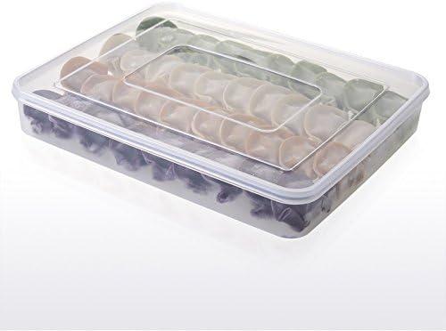 Contenedores de almacenamiento de alimentos, apilables, para ...