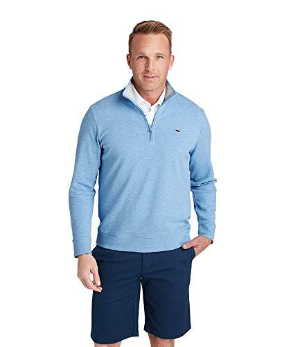 Vineyard Vines Men's Saltwater Half Zip Pullover