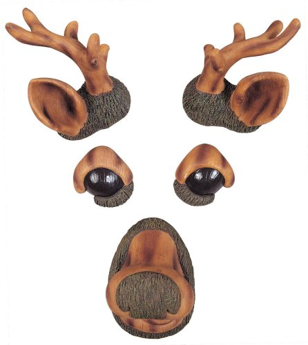 Red Carpet Studios Outdoor Faces, Deer