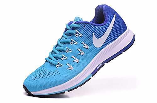 grua choque Interminable  Buy Max Air Men's Mesh Sports Running Shoes Pegasus 33 Sky Blue (10 M Uk)  at Amazon.in