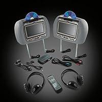 Genuine GM Accessories 22840269 Head Restraint DVD System