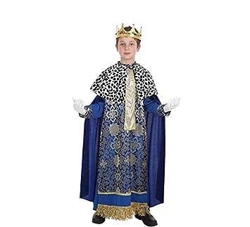 LLOPIS - Disfraz Infantil Rey melchor t-2: Amazon.es: Juguetes y ...