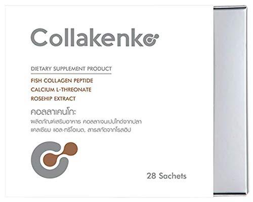 2019 Collakenko Powder L-Threonate Collagen Peptide Reduce NO Sugar