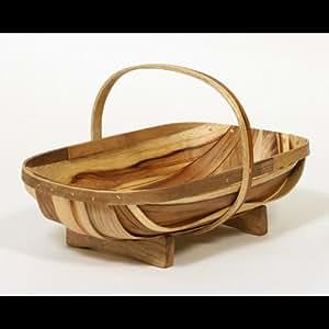 Traditional Garden Trug Basket (Large)