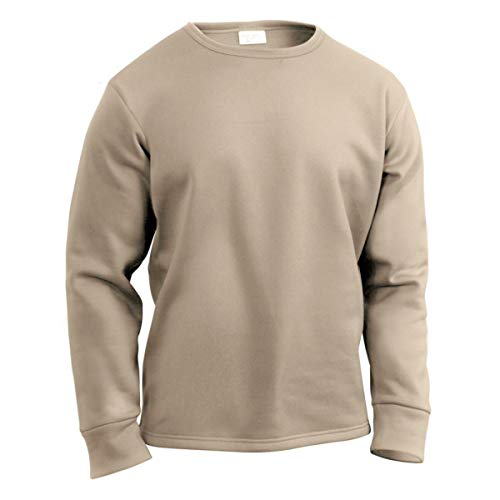 Genuine Issue US Military Thermal ECWCS Top, PolyPro Cold Weather Gear