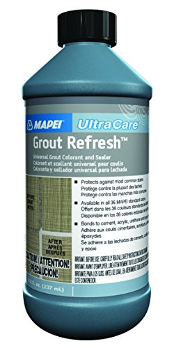 Grout Refresh - Warm Gray - 8oz. Bottle