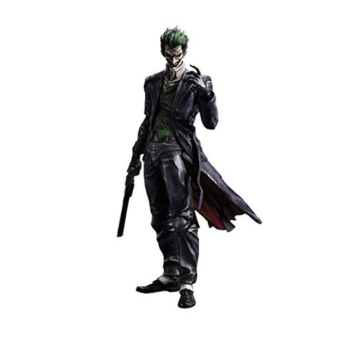 Square Enix Batman: Arkham Origins Play Arts Kai Joker Action Figure