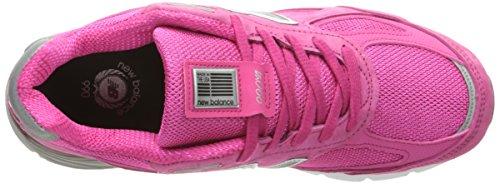 bk4 Nero Herren Balance Komen Gymnastikschuhe New Pink M990 Silver d Grigio w7tpYq