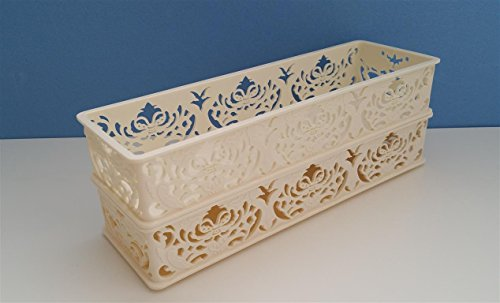 Decorative Storage Box With Drawers Multi Pattern Design Small