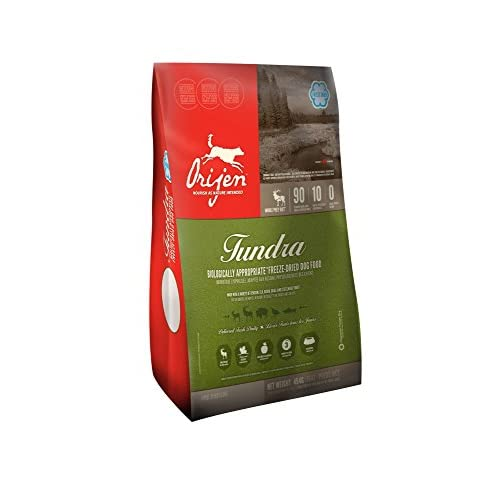 30%OFF Orijen Freeze-Dried Tundra Formula, 6 oz