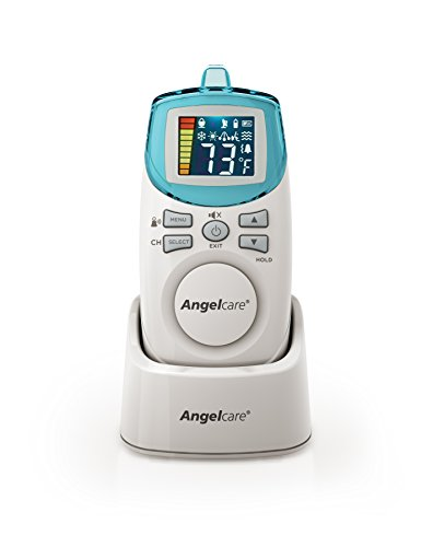 Angelcare Movement and Sound Monitor, Aqua/White by Angelcare (Image #4)