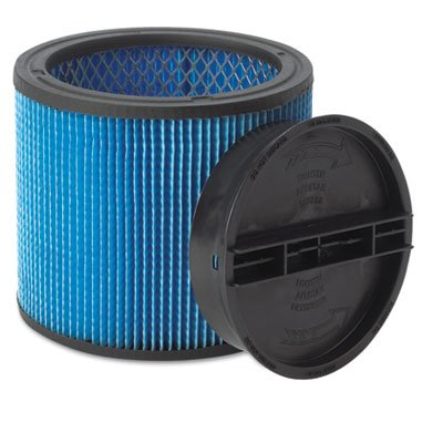 Shop Vac 903-50-00 Ultra Web Cartridge Filter For Wet Or Dry Pick Up -