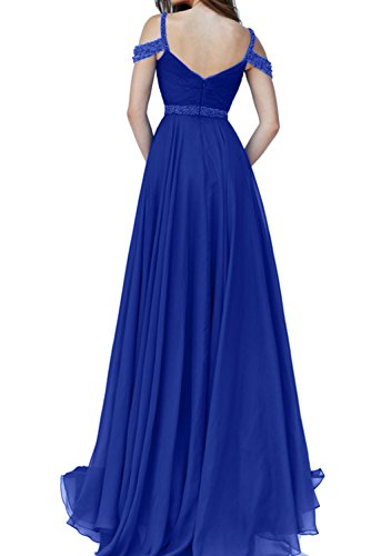 Ivydressing - Vestido - Estuche - para mujer azul real