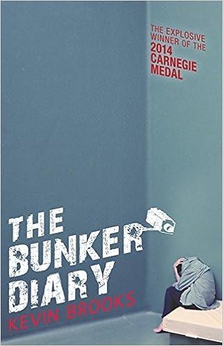 Google livres pdf téléchargement en ligneThe Bunker Diary (Fiction - Young Adult) MOBI B00SG65DKM by Kevin Brooks