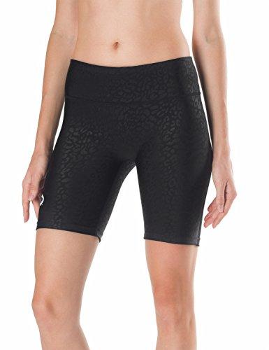 Baleaf Women's Compression Fitness Pocket Shorts