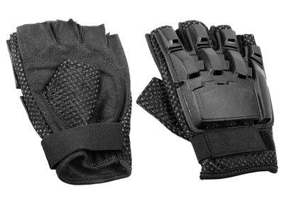 Air Venturi Half Finger Airsoft Shooting Gloves, Large by Air Venturi