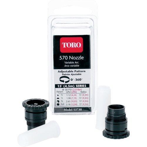 Toro 53730 15' 570TM Adjustable VAN Nozzle