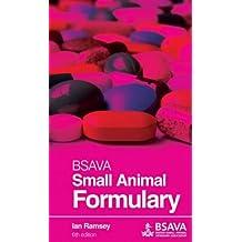 Bsava small animal formulary.