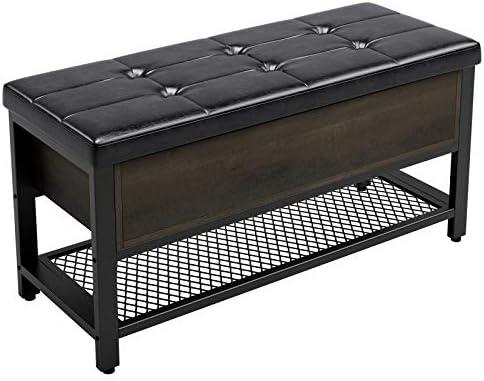 HOMECHO Industrial Storage Bench