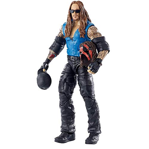WWE Undertaker Elite Collection Action Figure (Best Of The Undertaker)
