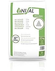 Enisal Saco de 25 kg de Sal Especial Piscinas clorador salino