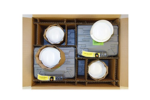4-Pack of DIRECTV SWM-13 LNB Next-Generation Slimline-3 (SWM13LNB)