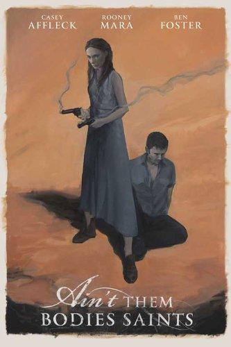 Ain't Them Bodies Saints 11 x 17 Movie Poster, A