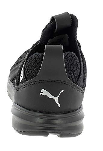 Enzo 19230601 Weave Niño Ps Negro Deportivos Zapatos Ac T18TRFq